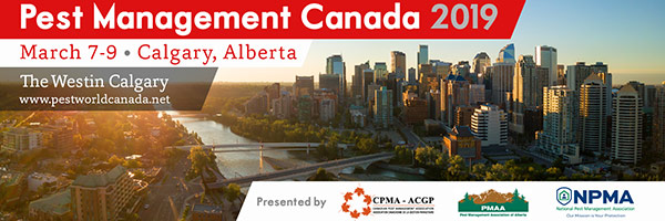 Pest Management Canada 2019